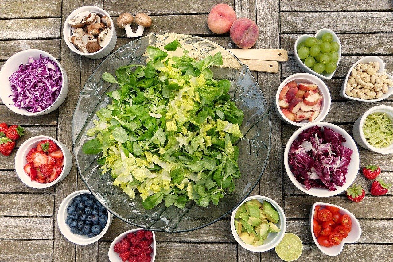 Dobrze zoptymalizowana dieta